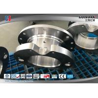 Buy cheap A105 LF2 F304 304L F316 316L F51 F53 flange I shaped grove for oil gas industry from wholesalers