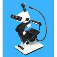 Buy cheap Fable Trinocular Gem Microscope Swing Arm 6.7-45X  for Gemological laboratory from wholesalers