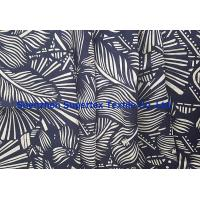 China Interweave Linen Cotton Poplin Beachwear with all over Reactive Printing 21*14 wholesale