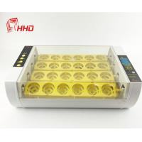 Buy cheap 1 year warranty full automatic chicken eggs industrial 24 eggs incubator price from wholesalers