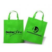 China Environment green non-woven material bags_China Printing Factory on sale