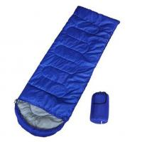 Buy cheap Envelope Ultralight Sleeping Bag / Comfortable Sleeping Bags With Fibre Filling from wholesalers