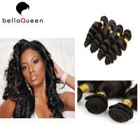 China Real Tangle Free Mongolian Loose Curly Hair Extensions Unprocessed Virgin on sale