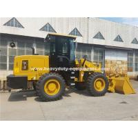 China Sinomtp 936 3tons Wheel Loader With Standard Axle And 9600kg Weight Heavy Equipment Loader wholesale