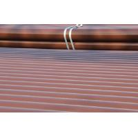 Quality LSAW ASTM Round API 5L Line Pipe Copper Coated SSAW ERW for sale