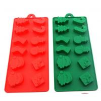 China Christmas Cool Ice Cube Trays Food Safe Material Non Harmful  Storage Container wholesale
