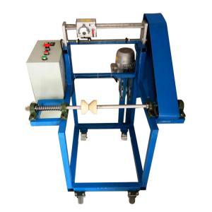 China Uniform Steel Wire Winding Machine Transformer Coil Winding Machine on sale