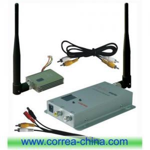 China 1.2GHz 400mw wireless AV transmitter receiver wholesale