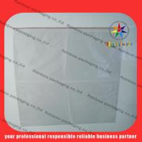 China Colored Printing Personalized PET / VMPET / PE Plastic Transparent Grip Seal Bag wholesale