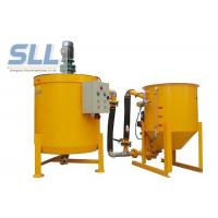 China Convenient Cement Grouting Pump For Grout Mixer Machine 2-3 Minutes Per Batch wholesale