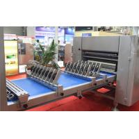 China 304 Stainless Steel Bread Production Line Durable / Reliable With Make Up Accessories wholesale