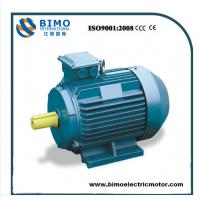 China 0.75 ~ 200kw Ie2 High Efficiency Tefc Three Phase Electric Motor on sale