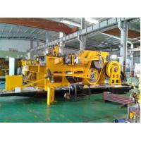 Quality Two Stroke Screwing Nut Bolt Making Machine Thread Rolling for sale