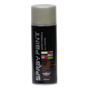 China EN71 TUV 400ml Tinplate Can LPG Resine Acrylic Spray Paint wholesale