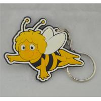 China Eco-friendly,non-toxic material Silicone key chain wholesale in china wholesale
