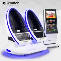 China Owatch-Varied Special Effects Double Seats VR DPVR E3 (2K) Glasses VR Cinema Amusement Equipment 9D VR Chair wholesale