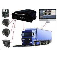 China Industry HD 3G vehicle DVR recorder , Integrating WiFi GPS Voice Conversation wholesale