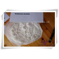 China Muscle Growth Boldenone Steroid Boldenone Acetate Bulking Cycle White Solid Powder 2363-59-9 wholesale