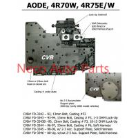 China Auto transmission AODE 4R70W 4R75E 4R75W sdenoid valve body good quality used original parts wholesale