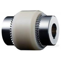China NL1 - NL10 Flexible Jaw Coupling Motor Shaft Coupling Ivory ISO9001 wholesale