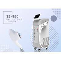China SHR IPL Hair Removal Machine , Permanent Hair Removal Devices Touch Screen wholesale