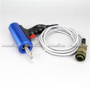 China 60kHz 100W / 500W Ultrasonic Spot Welding Machine Handheld Titanium Horn on sale