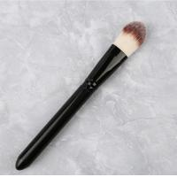 China Single Liquid Foundation Brush Black Handle Color OEM / ODM Accepted wholesale