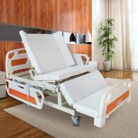 China High Comfort Electrically Operated Beds , Mobility Adjustable Beds For Disable wholesale