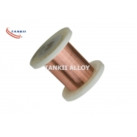 China Cuprothal 5 Copper Nickel Alloy Wire CuNi2 Constantan Wire wholesale