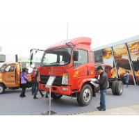 China 95 Km/H Max Speed Light Commercial Trucks 12 Tons Rated Load Strong Rear Axle Design wholesale