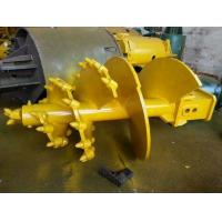 China Conical Body Drilling Bucket Full Welding Q345B Material Forging Processing wholesale