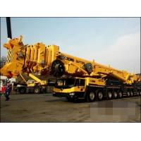 China Large 110 Ton Lifting Capability Mobile Truck Mounted Crane 5 Section Boom wholesale