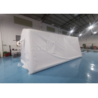 China Emergency Isolation Inflatable Medical Tent 0.9mm PVC Tarpaulin wholesale