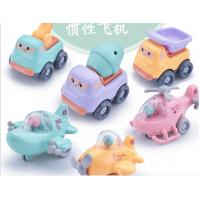 China 2019 Good quality Hands Pushing  inertia toy car  inertia toy helicopter Inertia Vehicle Diy toys for Kids children girl wholesale