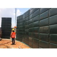 China Construction Noise Barriers traffic noise reduction fences Manufacturer Door To Door Shipping Light duty Design wholesale