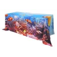 Quality Custom Printing Trade Show Tablecloths 183 * 76 * H 74 Cm Furniture Suit for sale
