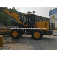 China SINOMTP 938 Wheel Loader With 400mm Ground Clearance And 4.83s Boom Lifting Time And 1.8m³ Bucket wholesale