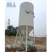 China 22000L Cement Storage Silo Double Discharging Design Different Types Available wholesale
