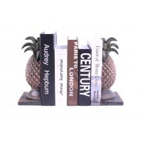 Pineapple Leaf Modern Kids Bookends , Paperweight Home Goods Bookends