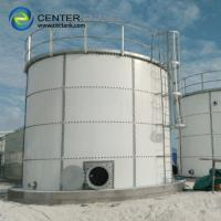 China Superior Corrosion Resistance Glass Lined Steel Tanks For Water Storage on sale