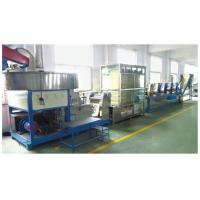 China Stainless Steel Fresh Noodle Making Machine Modular Design Integral Structure wholesale