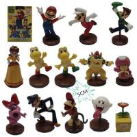 Buy cheap Super Mario anime figure,vinyl figure,collectable figure from wholesalers