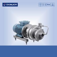 China CIP+ - 40 304 self priming centrifugal pumps for  oil and wine processing on sale