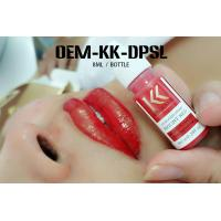 China Easy to Color Semi Permanent Makeup Pigments For Lips with One Time Coloring wholesale