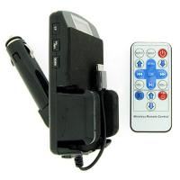 China FM Transmitter + Car Charger + Remote for iPhone 4S 4 4G 3GS 3G 2G iPod Touch on sale