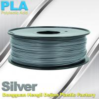 China Colorful PLA 3d Printer Filament 1.75mm and 3.0mm  Materials Makerbot wholesale