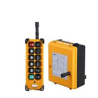 China Best price industrial wireless  remote control switch for crane on sale