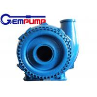 China River stone gravel suction sand suction dredge centrifugal slurry pump / Hydraulic mining wholesale