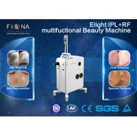 Buy cheap Ipl Shr Hair Removal Machine , E Light Beauty Machine Bipolar Radio Frequency from wholesalers