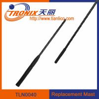 China 1 section mast car antenna/ car replacement mast antenna/ car antenna accessories TLN0040 wholesale